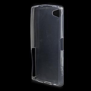 Ultratenký slim gelový obal na Sony Xperia Z5 Compact - transparentní - 2