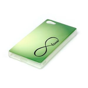 Sally gelový obal na Sony Xperia Z5 Compact - love - 2