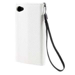 Stylové peněženkové pouzdro na Sony Xperia Z5 Compact - rose - 2
