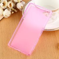 Double matný gelový obal na Sony Xperia Z5 Compact - rose - 2/6