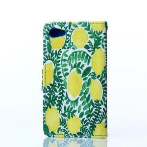 Sand pouzdro na mobil Sony Xperia Z5 Compact - ovocný strom - 2