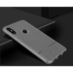 Litch odolný gelový kryt na mobil Xiaomi Mi A2 Lite - šedý - 2