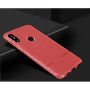 Litch odolný gelový kryt na mobil Xiaomi Mi A2 Lite - červený - 2