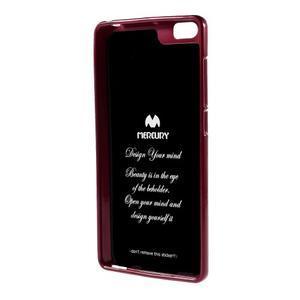 Jells gelový obal na mobil Xiaomi Mi Note - červený - 2