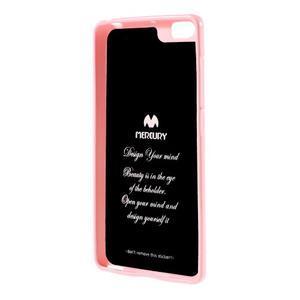 Jells gelový obal na mobil Xiaomi Mi Note - růžový - 2