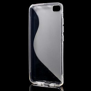 S-line gelový obal na mobil Xiaomi Mi5 - transparentní - 2