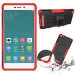 Outdoor odolný obal na mobil Xiaomi Redmi 3 - červený - 2/2