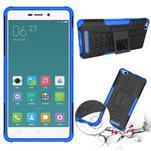 Outdoor odolný obal na mobil Xiaomi Redmi 3 Pro - modrý - 2/2
