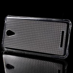 Diamonds gelový obal na Xiaomi Redmi Note 2 - transparentní - 2