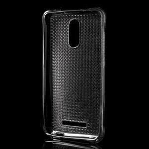 Diamonds gelový obal na Xiaomi Redmi Note 3 - šedý - 2