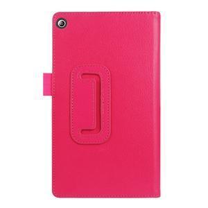 Dvoupolohové pouzdro na tablet Lenovo Tab 2 A7-20 - rose - 2