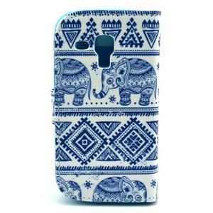 Safety pouzdro pro Samsung Galaxy S Duos/Trend Plus - sloni - 2