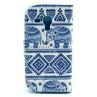 Safety pouzdro pro Samsung Galaxy S Duos/Trend Plus - sloni - 2/5