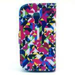 Safety pouzdro pro Samsung Galaxy S Duos/Trend Plus - mozaika barev - 2/6