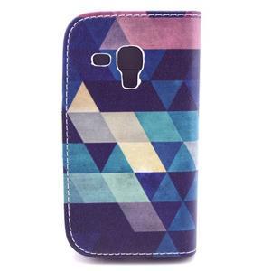 Safety pouzdro pro Samsung Galaxy S Duos/Trend Plus - triangl - 2