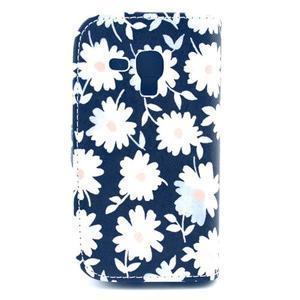 Safety pouzdro pro Samsung Galaxy S Duos/Trend Plus - kytičky - 2