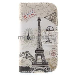 Pouzdro na mobil Samsung Galaxy S3 mini - Eiffelka - 2