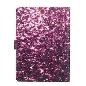 Emotive pouzdro na tablet Samsung Galaxy Tab S2 9.7 - glitter - 2