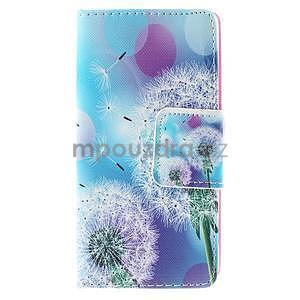 Pouzdro na mobil Sony Xperia Z3 Compact - odkvetlé pampelišky - 2