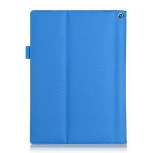Ochranné pouzdro na Lenovo Yoga Tablet 2 10.1 - modré - 2
