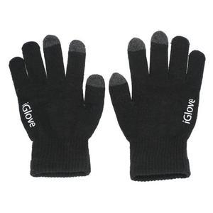 iGlove rukavice na mobil - černé - 2