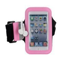 JogyFit sportovní pouzdro na telefon do velikosti 115 x 60 mm - růžové - 2/4