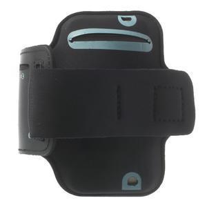 Jogy běžecké pouzdro na mobil do 125 x 60 mm - černé - 2