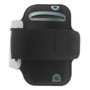 Jogy běžecké pouzdro na mobil do 125 x 60 mm - šedé - 2