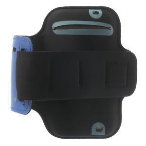 Jogy běžecké pouzdro na mobil do 125 x 60 mm - modré - 2