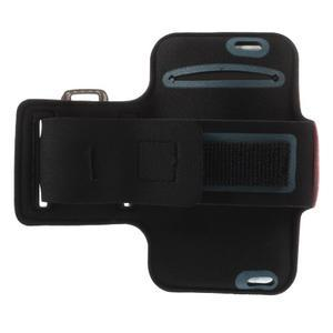 Gymfit sportovní pouzdro pro telefon do 125 x 60 mm - červené - 2
