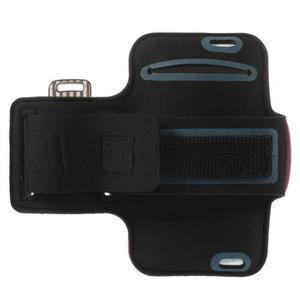 Gymfit sportovní pouzdro pro telefon do 125 x 60 mm - rose - 2