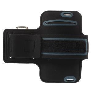 Gymfit sportovní pouzdro pro telefon do 125 x 60 mm - oranžové - 2