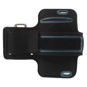 Gymfit sportovní pouzdro pro telefon do 125 x 60 mm - tmavě modré - 2