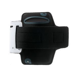 Gymfit sportovní pouzdro pro telefon do 125 x 60 mm - bílé - 2