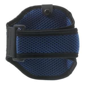Absorb sportovní pouzdro na telefon do velikosti 125 x 60 mm - modré - 2
