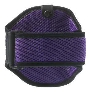 Absorb sportovní pouzdro na telefon do velikosti 125 x 60 mm - fialové - 2