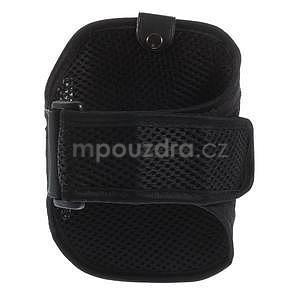 Fit pouzdro na mobil až do velikosti 160 x 85 mm - černé - 2