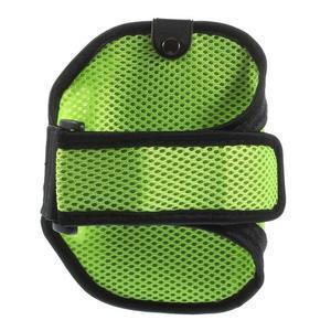 Fit pouzdro na mobil až do velikosti 160 x 85 mm - zelené - 2