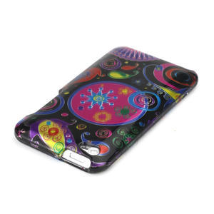 Plastové pouzdro na iPod Touch 4 - barevné vzory - 2