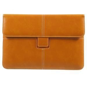 Business univerzální pouzdro na tablet do rozměru 226 x 149 mm - oranžové - 2