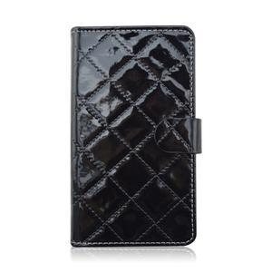 Luxury univerzální pouzdro na mobil do 148 x 76 x 21 mm - černé - 2