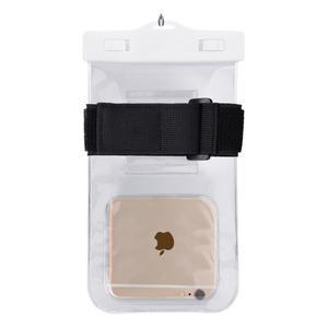 Base IPX8 vodotěsný obal na mobil do 158 x 78 mm - bílý - 2
