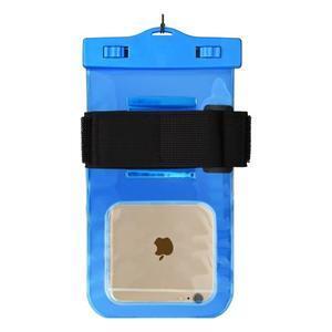 Base IPX8 vodotěsný obal na mobil do 158 x 78 mm - modrý - 2