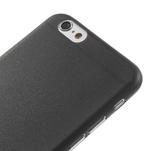 Ultra slim 0.3 mm plastové pouzdro na iPhone 6, 4.7  - černé - 3/5