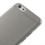Ultra slim 0.3 mm plastové pouzdro na iPhone 6, 4.7  - šedé - 3/5