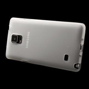 Gelové pouzdro na Samsung Galaxy Note 4- transparentní - 3