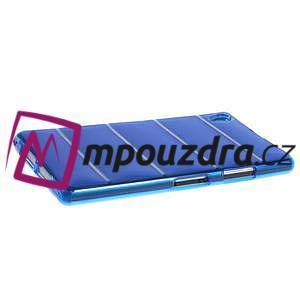 Gelové Body pouzdro na Sony Xperia Z1 C6903 - modré - 3