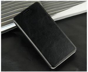 Flipové PU kožené pouzdro na Xiaomi Mi4- černé - 3