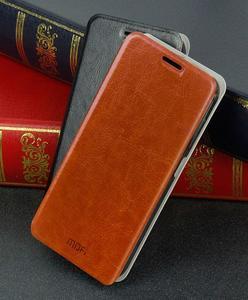 Flipové PU kožené pouzdro na Xiaomi Mi4- hnědé - 3