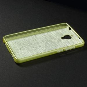 Gelové Cover pouzdro na Xiaomi Mi4- zelené - 3